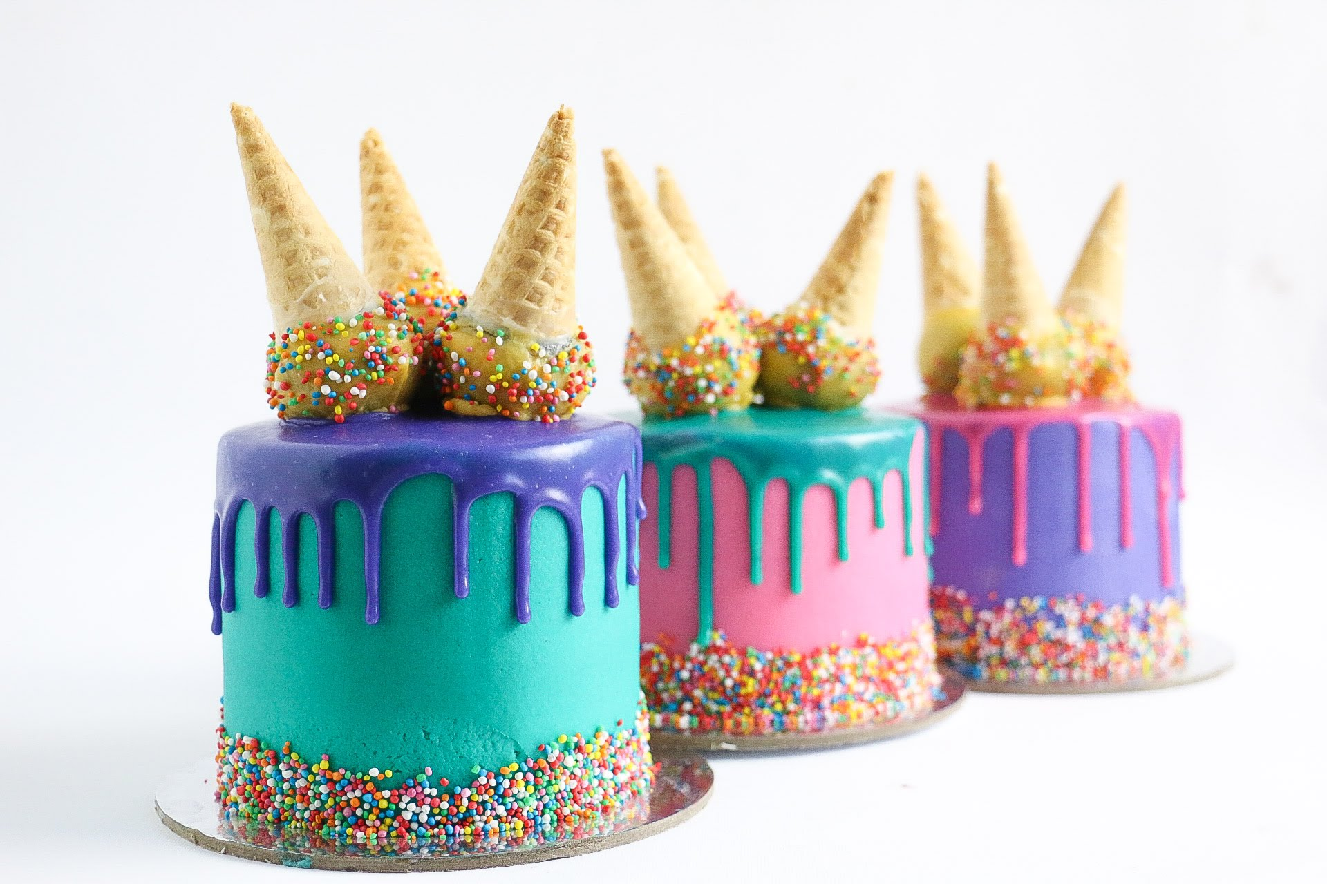 How To Make Candy Br Cakes
