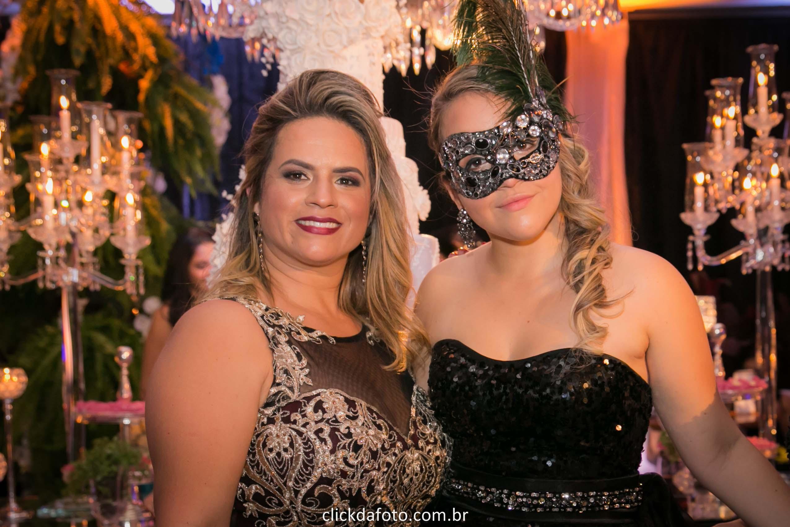 festa de 15 anos baile de mascaras Julia Fiuza